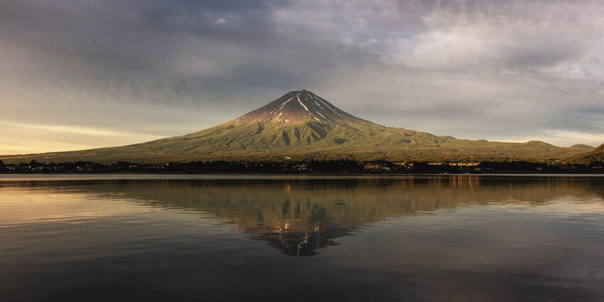 富士山の環境イメージ